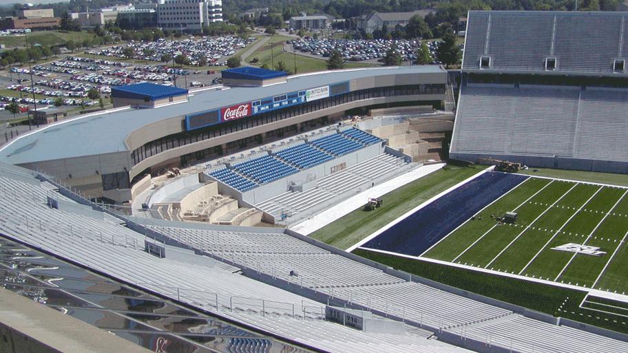 wvu touchdown terrace