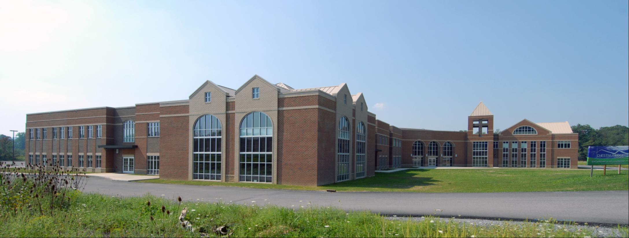 Chesnut Ridge Church Structural Engineering