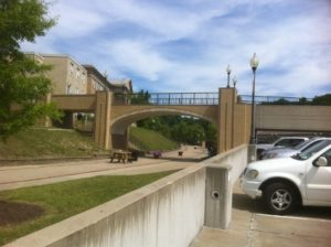 Fairmont_State_University_Parking_Garage_Pedestrian_Bridge