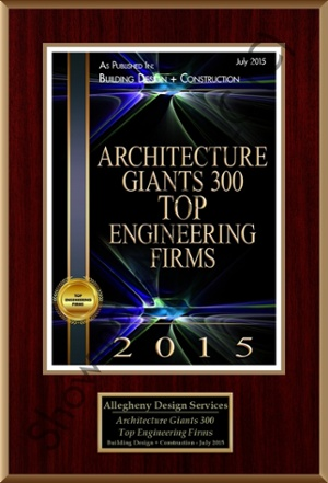 Allegheny Design Services Named A Top Engineering Firm